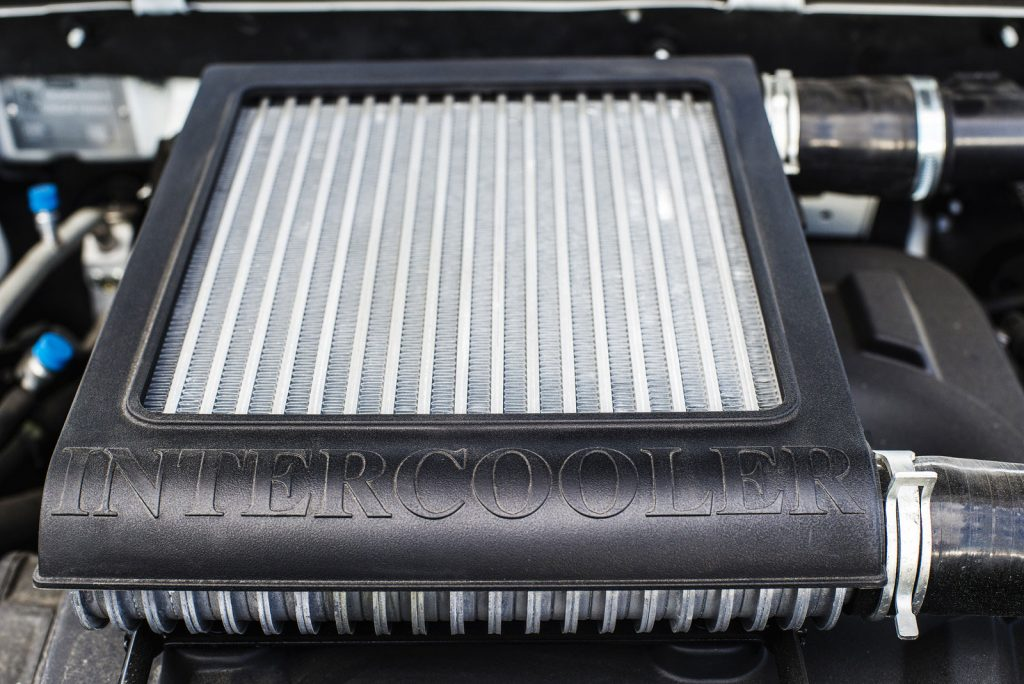 cooling for high performance vehicles