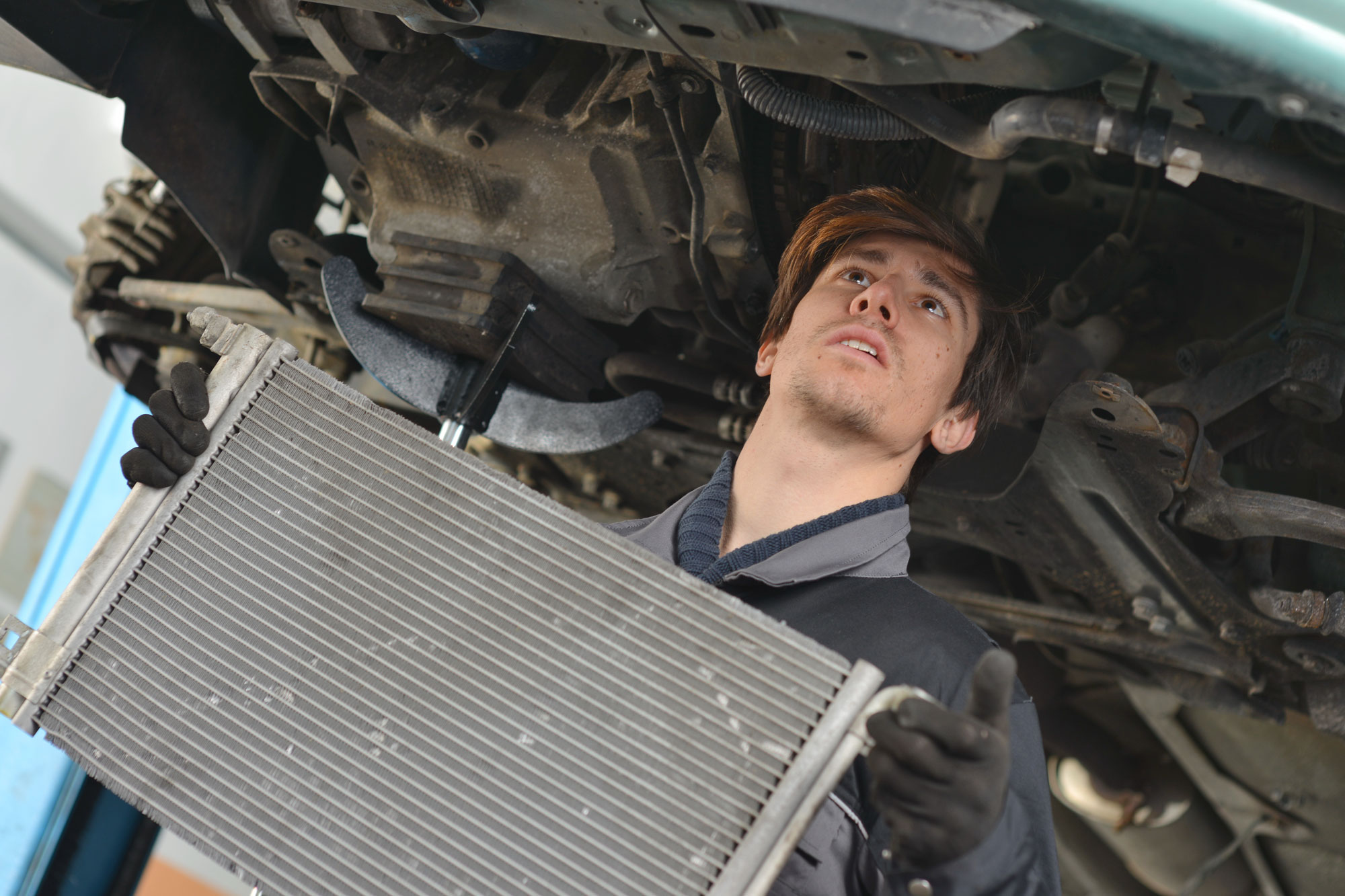 Welcome to the home of Red Devil | Radiator & Air Conditioning Services